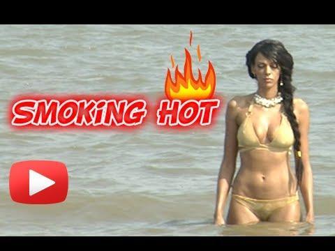 Hot Beach Shoot For Club Dancer – Judi Shekoni