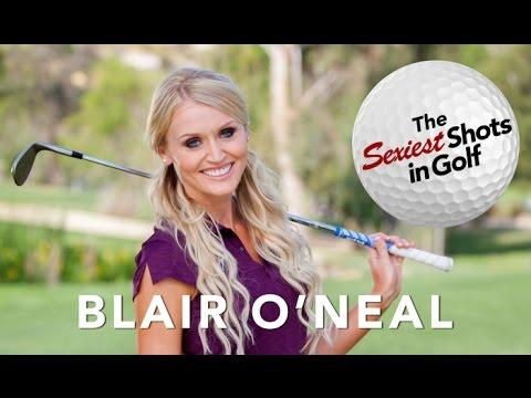 Cozy Up To Pro Golfer, Model, And Host Of The Sexiest Shots In Golf, Blair O'neal