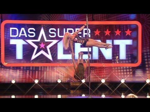 Supertalent 2011 Yuliya Alokhina  Ella – Sexy Poledance