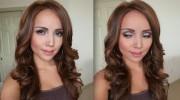Jessica Alba Make-up Transformation