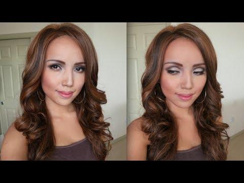 Jessica Alba Make Up Transformation