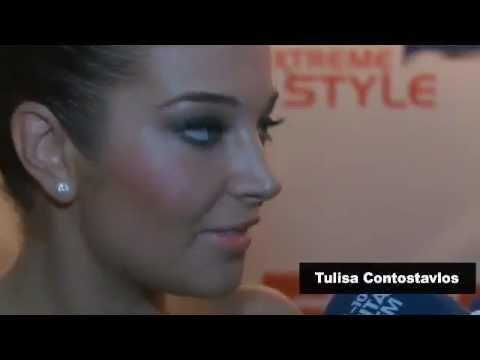 Tulisa Contostavlos Interview At The Fhm 100 Sexiest Party 2012