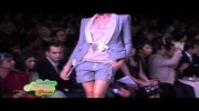 Sexy Models In Transprent Dress At Fashion Show