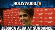 Jessica Alba At Sundance 2013 – Hollywood.tv