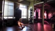 Bringing Sexy Back – Alethea Austin Pole Dance