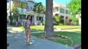 Lizz Tayler Bikini Walk