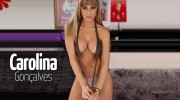Carolina Goncalves | Part 4 | Sexy Super Models | Bikini Babes | Hot Photo Shoot | Bella Club