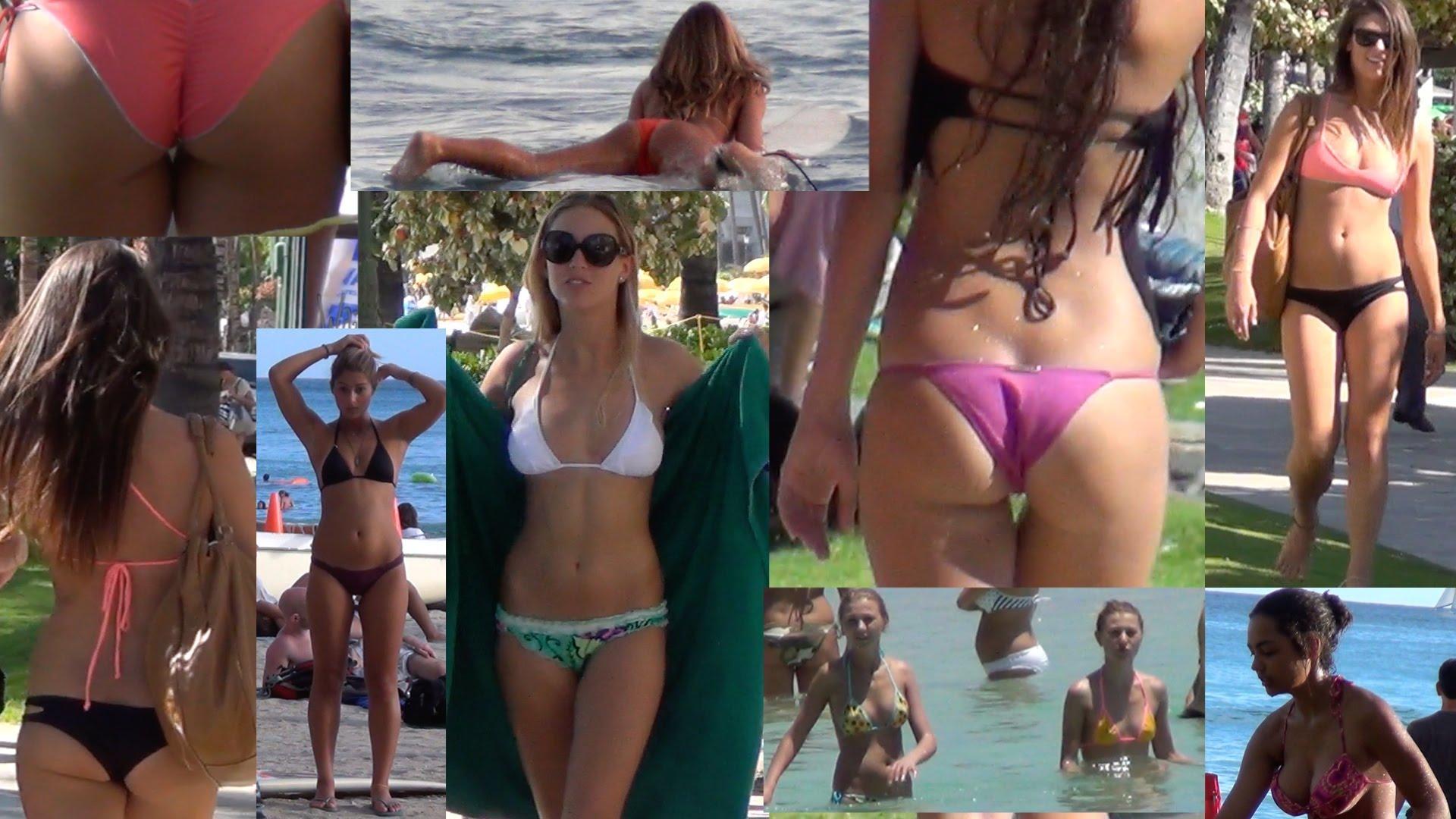Hotties In Hawaii 2014