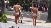 ✔ OTA – Waikiki Beach Babes in Bikinis  ★HD★
