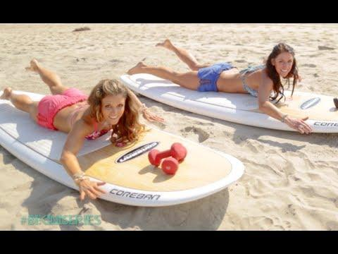 Bikini Series™ Your Surfer's Paradise Workout ~ Full Body Toning Routine!
