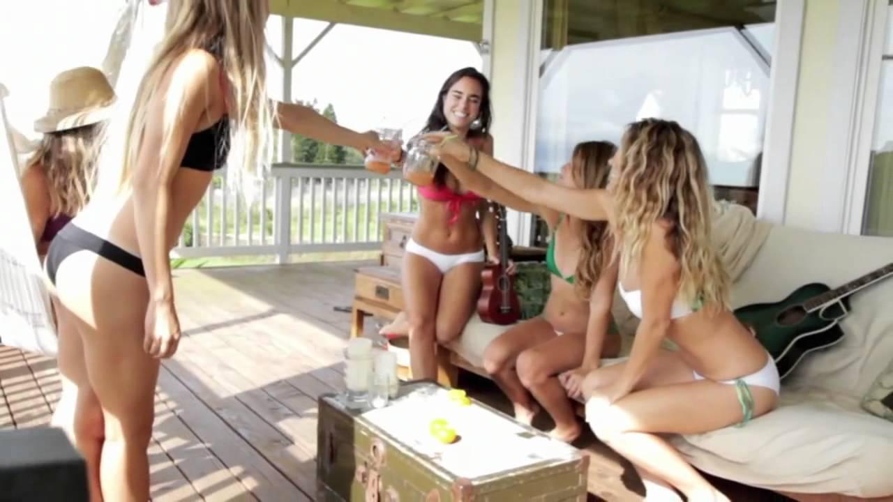 Sun, Surf And Sand Adventures In A Bikini