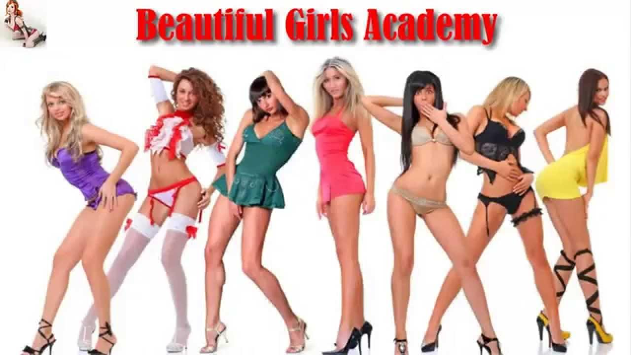 Beautiful Girls Academy; Girls Next Door Vol.4