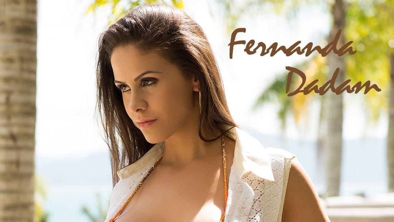 Fernanda Dadam | Part 1 | Sexy Super Models | Bikini Babes | Hot Photo Shoot | Bella Club