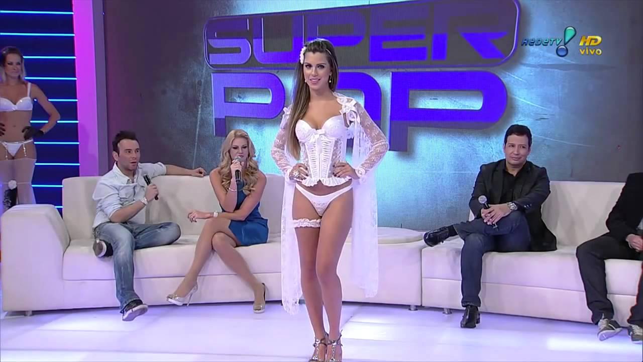 Hot & Sexy Lingerie Fashion Show SuperPop